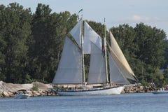 Appledore IV - Tall Ship Royalty Free Stock Image