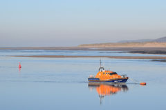 Appledore lifeboat 5 Stock Photography