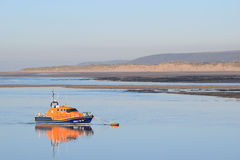 Appledore lifeboat 6 Stock Photography