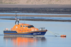 Appledore lifeboat 1 Royalty Free Stock Images