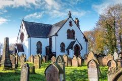 Applegarth Church Lockerbie Dumfriesshire Royalty Free Stock Images