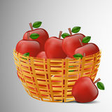 Applejack Month background Royalty Free Stock Photography