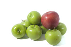 Free Apples Stock Image - 10798861