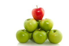 Free Apples Royalty Free Stock Photo - 12165455