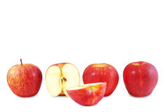 Apples 2 Stock Images