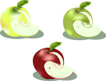 Apples. Stock Images