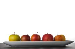 Apples Royalty Free Stock Photo