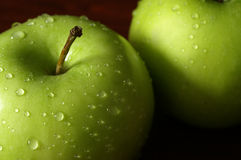 Apples. Detail of apples Stock Photography