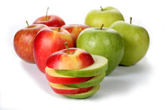Apples Royalty Free Stock Photography