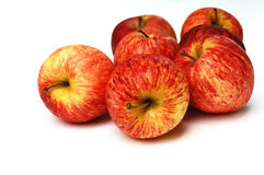 Apples. Are an important ingredient in many winter desserts, for example apple pie, apple crumble, apple crisp and apple cake. They are often eaten baked or Royalty Free Stock Photos