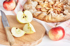 Apples for apple pie Stock Photography