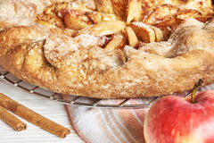 Apples for apple pie Stock Image