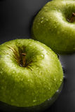 Apples background Stock Photography