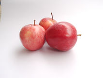 Apples. On  background Stock Photo