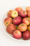 Apples in a bowl Royalty Free Stock Images