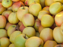 Apples Closeup Royalty Free Stock Photo