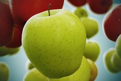 Apples. Stock Photography
