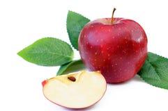 Apples in closeup Stock Photo