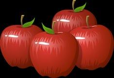Apples, Fruit, Food, Healthy Stock Photos