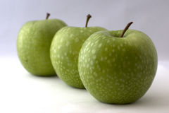 Apples fruit Royalty Free Stock Images