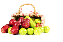Apples fruits Royalty Free Stock Photography