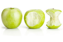 Apples fruits Stock Photo