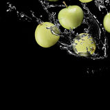 Apples fruits Stock Image