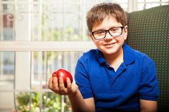 Apples are good for you Royalty Free Stock Photography