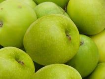 Apples green Stock Image
