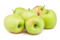Apples group Royalty Free Stock Photo