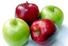 Apples for health Stock Image