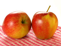 Apples, isolated Stock Photo