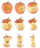 Apples isolated on white background Stock Photo