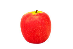 Apples. Juicy, ripe, red apples and useful fruit Royalty Free Stock Photography