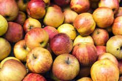 Apples. Paris, France. Royalty Free Stock Image