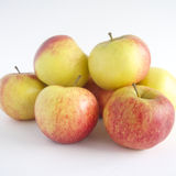 Apples and pears Stock Photography