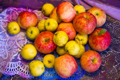 Apples_3 Royalty Free Stock Images