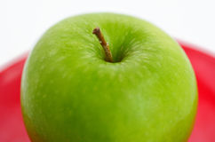 Apples  - Rosh Hashanah Jewish holiday Stock Images