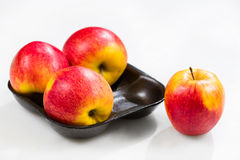Apples for sale Royalty Free Stock Images