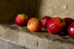 Apples still life Royalty Free Stock Photos