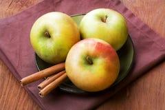 Apples, still life. Stock Photos