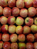 Apples. Textura de manzanas rojas. Red apples pattern Stock Photo