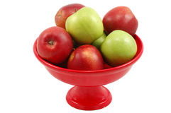 Apples in a Vase Royalty Free Stock Photos