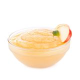 Applesauce Stock Photography