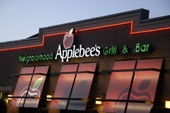 APPLESBEE'S FOOD MENU. Buckley/Washington/USA_ 22 January 2016 _Food menu at Applebee.s restaurant (Photo by Francis Joseph Dean/DeanPictures stock photo