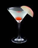 Appletini Cocktail Stock Images