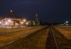 Appleton Train Station Stock Photography