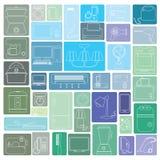 Appliance3 Arkivbild