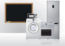Appliance machine Stock Image