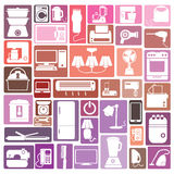 Appliance. For use in home Stock Photography